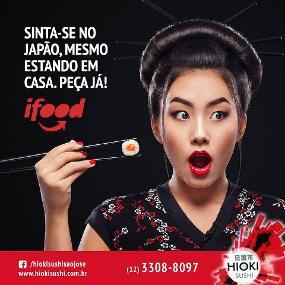 Hioki Sushi São José dos Campos