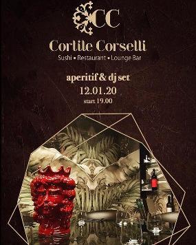 Cortile Corselli Sushi & Restaurant
