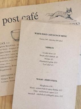 White Post Cafe