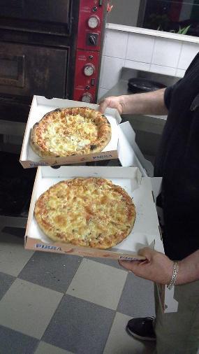 Pizzaservice La Piazzetta Da Salvo im Schützenhaus