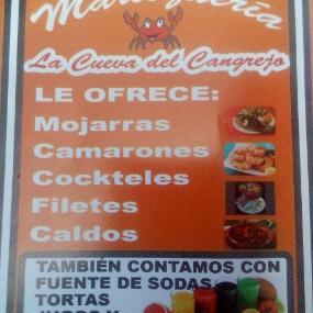 "Marisqueria ""La Cueva Del Cangrejo."""