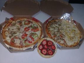 Disk Pizza Edilson