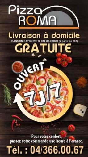 Pizza Roma Aywaille