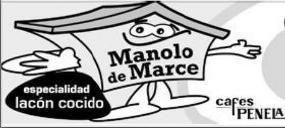 MANOLO DE MARCE