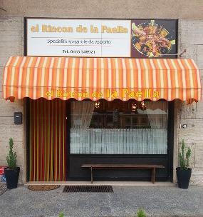 El Rincon de La Paella