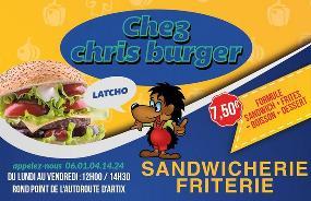 Chez Chris Burger