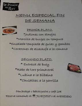 Restaurante-Taberna La Posada del Rey