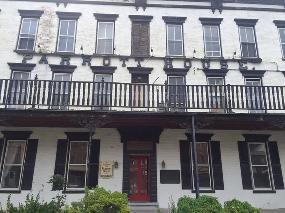 The Parrott House