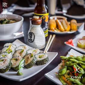 Kabuki Sushi & Japanese Cuisine