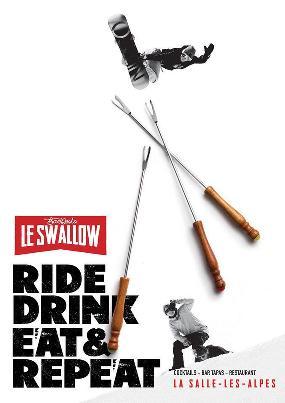 Le Swallow / Serre Che SUSHI