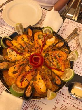 Restaurante El Cazador Puerto deportivo