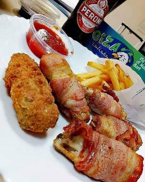 Oiza Chicken - Società Per Affamati