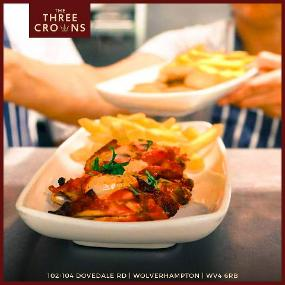 The Three Crowns Nepalese Indian Restaurant & Bar