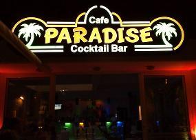 Kolimbia Paradise Cafe Bar