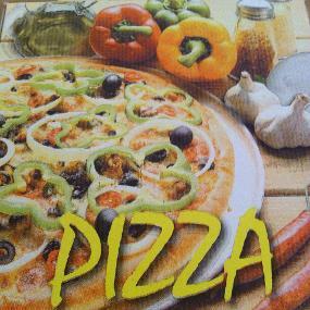 La pizza du gât