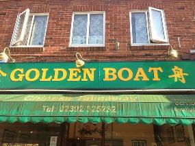 Golden Boat