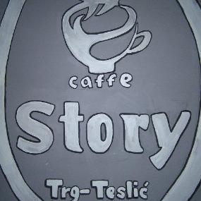 Caffe Bar Story