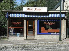 Flints kebab