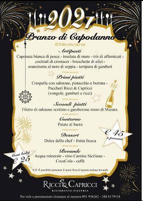 Ristoranti Pesce Aspra Ricci & Capricci