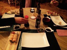 Mama Japanese Fusion Restaurant-CHIUSO