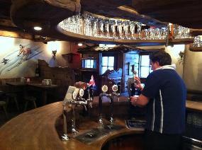 Daphne's pub