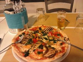 Mi gioco la pizza