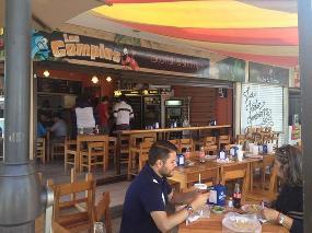 LOS COMPIOS taco fish & shrimp - Vias