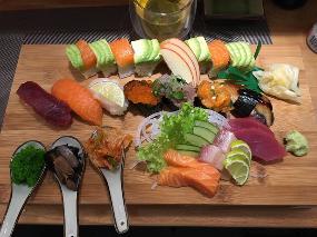 Yume Sushi Bar Fine Dining