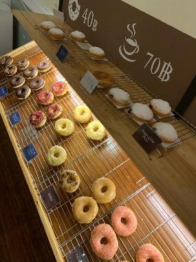 The Donut Cafe&Delivery