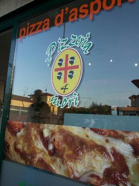 pizzeria 4 mori