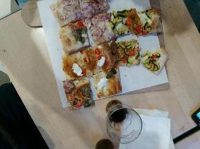 FARINANDO - PIZZA ALLA PALA