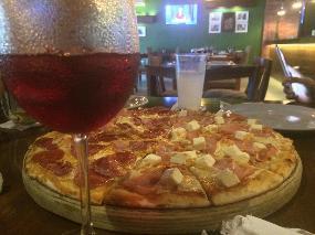Vía 3 Pizza