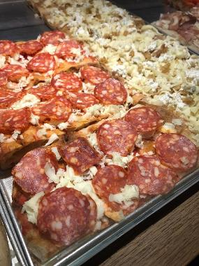 Saporé Pizza Stand Up