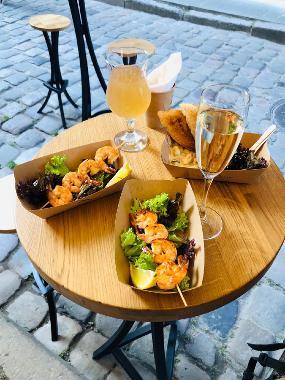 Langoustine Sea Food Bar / Лангустин Бар