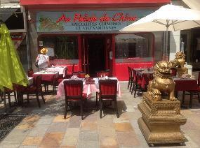 Au palais de Chine