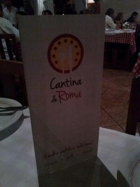 Cantina de Roma Taguatinga