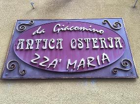 Trattoria Zza' Maria