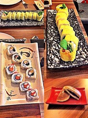 Beef y Sushi