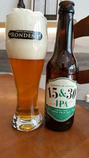 Cerveza Artesanal Rondeña