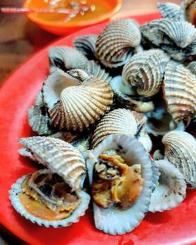 H. Moel Seafood Pusat Cirebon