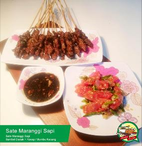 Sate Maranggi Yu Ani Cirebon