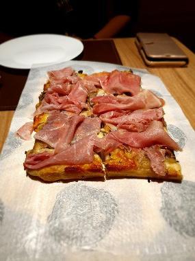 Forneria Romana: pizza e lanches romanos