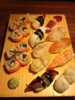 Sushi-Bar Tatsumi Osamu Yamashita