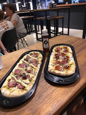 Diferente Pizza