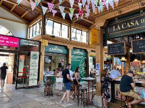 Despacho de cervezas EL CAMINO Mercado