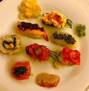 Sicilyn, Gourmet Sicilian - Japanese