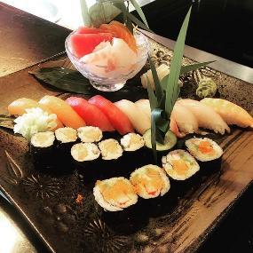 Okinawa-Fusion Experience Sushi Bari
