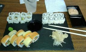 The Green Roll: Vegan Sushi Bar