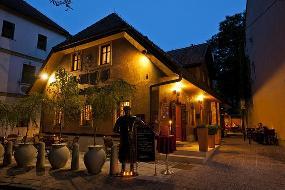 Restaurant & Bar Manna-Restavracija & Bar