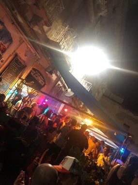 Cappuccio - Pesce Fresco Street Food